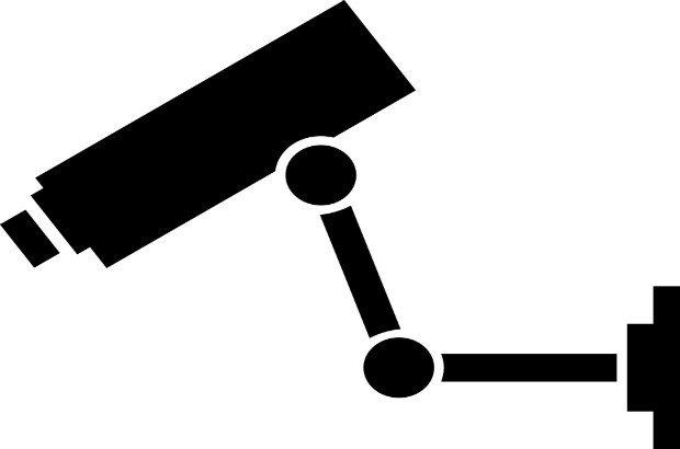 Graphic of a CCTV camera